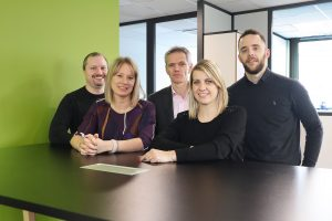 Equipe commerciale Groupe Sovia